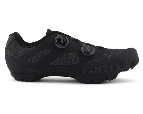 Giro Sector Men's Mountain Shoes (Black/Dark Shadow) (42)