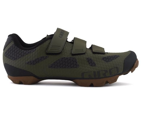 Giro Ranger Mountain Shoe (Olive/Gum) (42)
