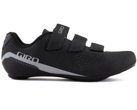 Giro Stylus Road Shoes (Black) (44)