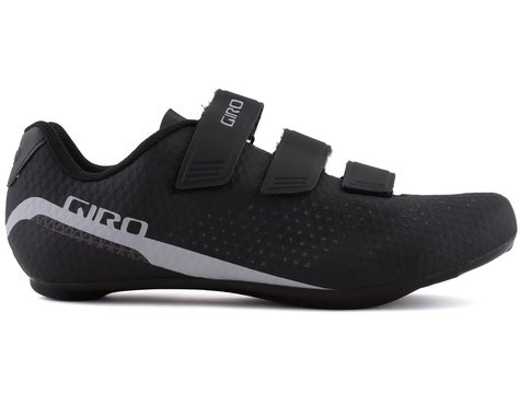 Giro Stylus Road Shoes (Black) (45)