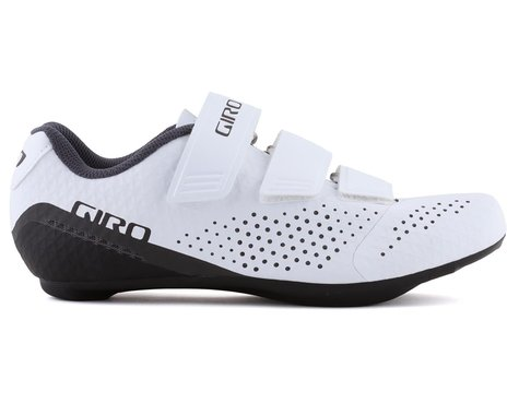 Giro Women's Stylus Road Shoes (White) (41)