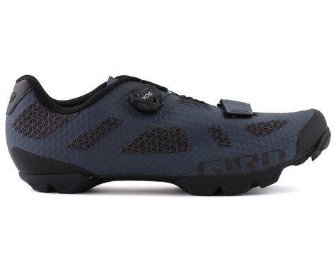 Giro Rincon Men's Mountain Bike Shoe (Portaro Grey) (45)