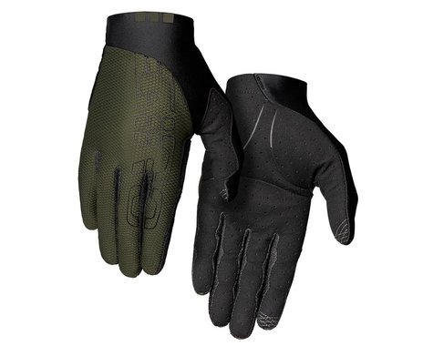 Giro Trixter Gloves (Olive) (XL)