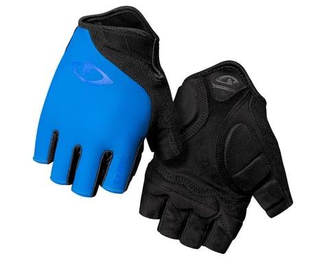 Giro Jag'ette Women's Glove (Trim Blue) (M)