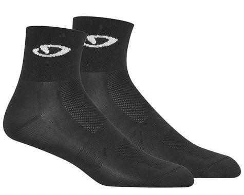 Giro Comp Racer Socks (Black) (M)