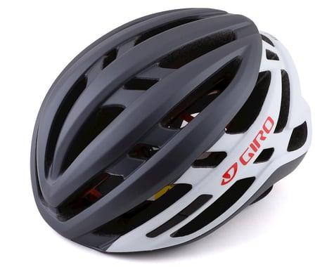 Giro Agilis Helmet w/ MIPS (Matte Portaro Grey/White/Red) (S)