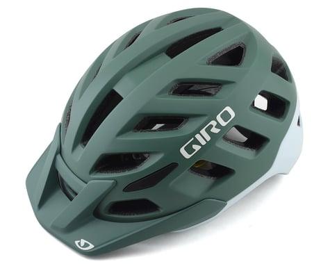 Giro Radix Women's Mountain Helmet w/ MIPS (Matte Grey/Green) (S)