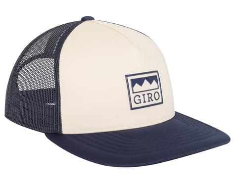 Giro Retro Trucker Hat (Midnight Blue) (One Size)