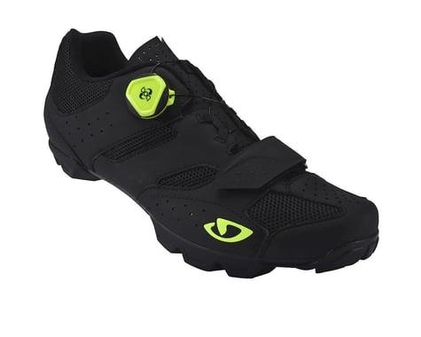 Giro Candidate Mountain Shoes (Black/Hivis Yellow)