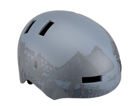 Giro Section BMX/Skate Helmet (Titanium)