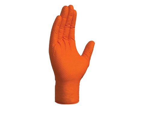 Gloveworks Heavy Duty Nitrile Work Gloves (100/Box)