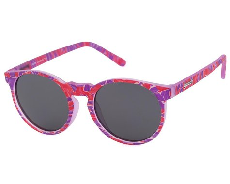 Goodr Circle G Cosmic Crystals Sunglasses (Kunzite Compels you)