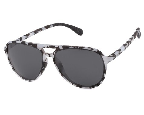 Goodr Mach G Cosmic Crystals Sunglasses (Granite, I Didn't Ground Today)