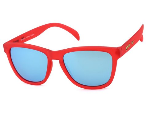 Goodr OG Wonder Woman Sunglasses (Glamazon Goddess Goggles)