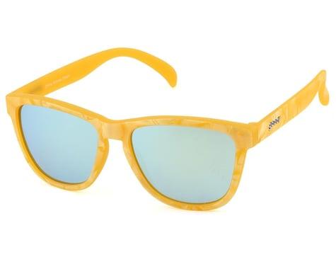 Goodr OG Cosmic Crystals Sunglasses (Citrine Mimosa Dream)