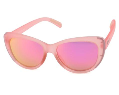 Goodr Runway Sunglasses (Rosé Before Brosé)