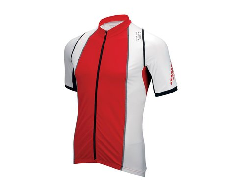 Gore Wear Xenon 2.0 Short Sleeve Jersey (White)