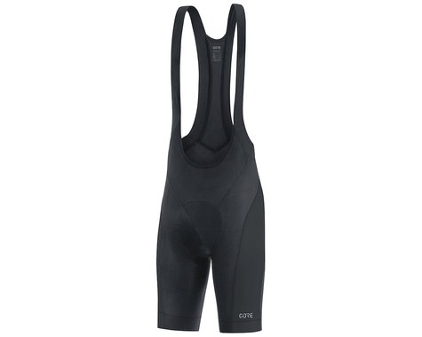 Gore Wear C3 Bib Shorts+  (Black) (2XL)