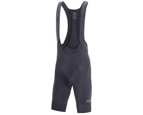 Gore Wear C5 Opti Bib Shorts+ (Black)