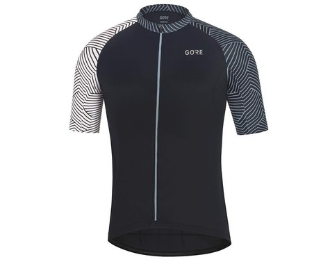 Gore Wear C5 Jersey (Orbit Blue/White) (L)