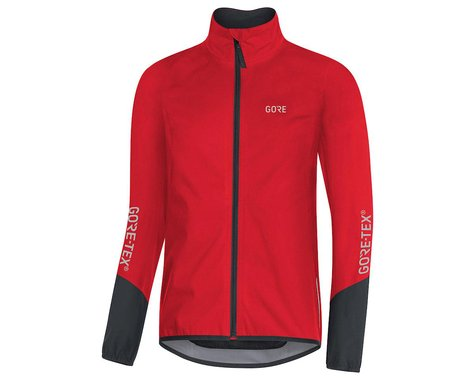 Gore Wear C5 Gore-Tex Active Jacket (Red/Black) (S)