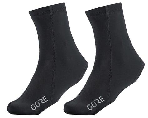 Gore Wear Partial Gore Windstopper Overshoes (Black) (M)