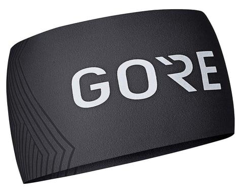 Gore Wear M Opti Headband (Black/Terra Grey)