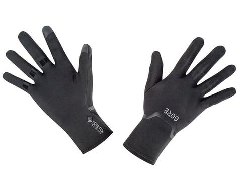 Gore Wear Gore-Tex Infinium Stretch Long Finger Gloves (Black) (M)