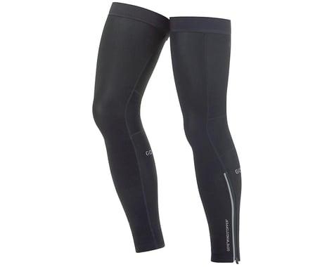Gore Wear C3 Windstopper Leg Warmers (Black) (L)