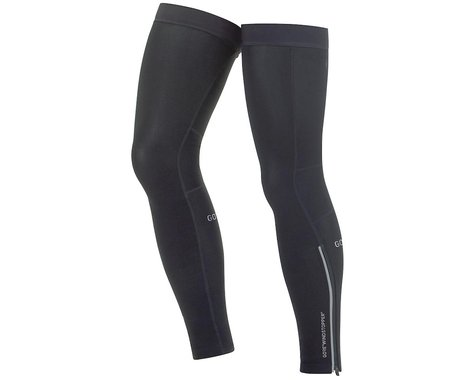 Gore Wear C3 Windstopper Leg Warmers (Black) (M)