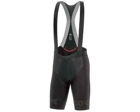 Gore Wear C7 Long Distance Bib Shorts+ (Black) (L)