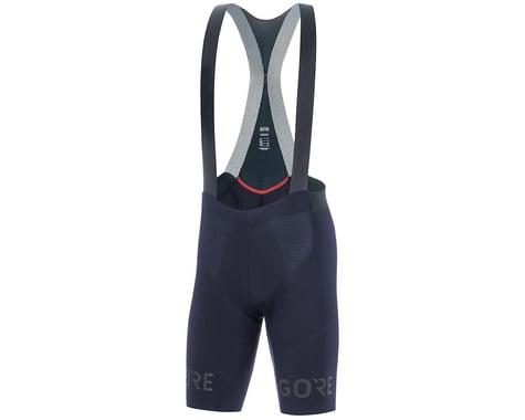 Gore Wear C7 Long Distance Bib Shorts+ (Orbit Blue)