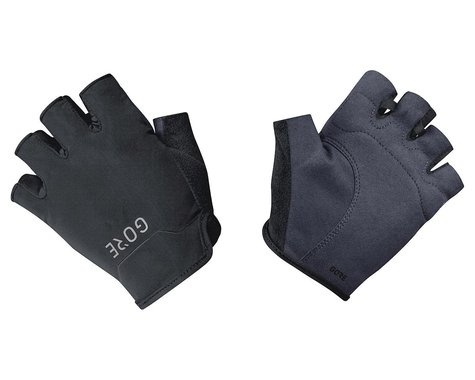 Gore Wear C3 Short Finger Gloves (Black) (S)