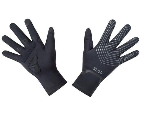 Gore Wear C3 Gore-Tex Infinium Stretch Mid Gloves (Black) (S)