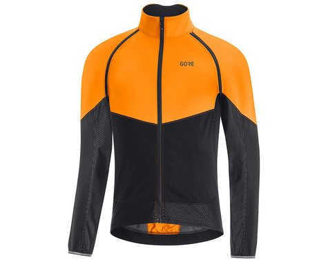 Gore Wear Men's Phantom Jacket (Bright Orange/Black) (S)