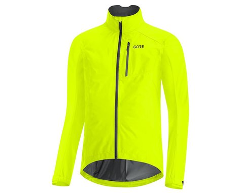 Gore Wear Men's Gore-Tex Paclite Jacket (Neon Yellow) (S)