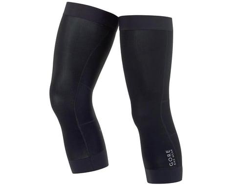 Gore Wear Universal Windstopper Knee Warmers (Black)