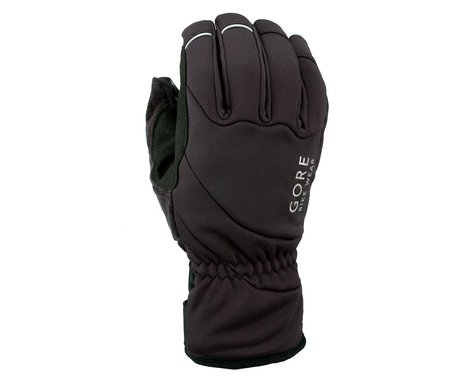 Gore Wear Tool Windstopper Gloves (Black)