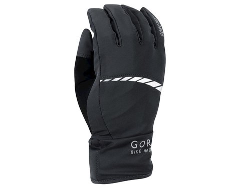 Gore Wear GTX Road Gloves (Black)