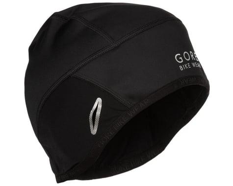 Gore Wear Universal Windstopper Thermo Helmet Cap (Black) (M)