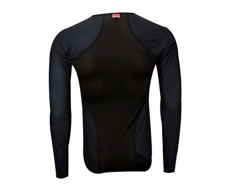 Gore Wear Windstopper Long Sleeve Baselayer (Black)