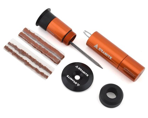 Granite-Design Stash Tire Plug Tool (Orange)