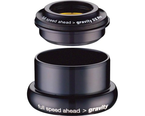 FSA Gravity DX Pro Tapered Headset (Black) (ZS44/28.6) (EC49/40)