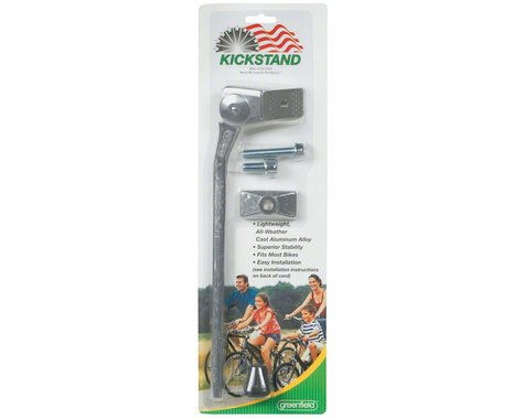 Greenfield 285mm KS2 Kickstand (Silver)