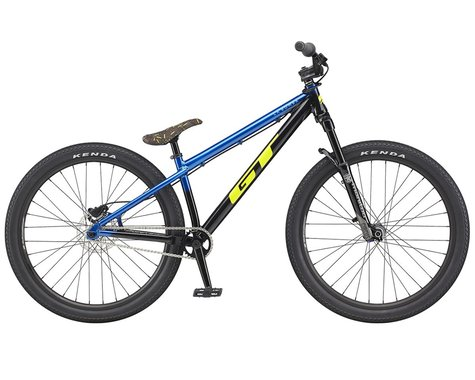 "GT 2021 La Bomba Pro 26"" DJ Bike (23.2"" Toptube) (Team Blue/Black Fade)"