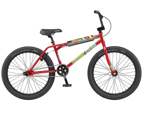 "GT 2021 Dyno Pro Compe Heritage 24"" BMX Bike (22"" Toptube) (Red)"