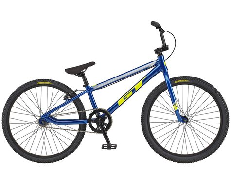 "GT 2021 Mach One Pro 24"" Bike (21.75"" Toptube) (Blue)"