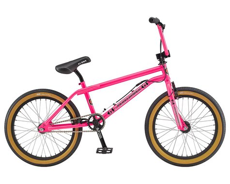 "GT 2020 Pro Performer Heritage 20"" Bike (Pink) (20.75"" Toptube)"
