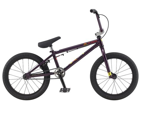 "GT 2020 Performer Jr 18"" Bike (18"" Toptube) (Deep Purple)"