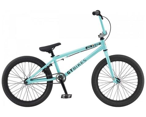 "GT 2020 Air Freestyle BMX Bike (20"" Toptube) (Turquoise)"